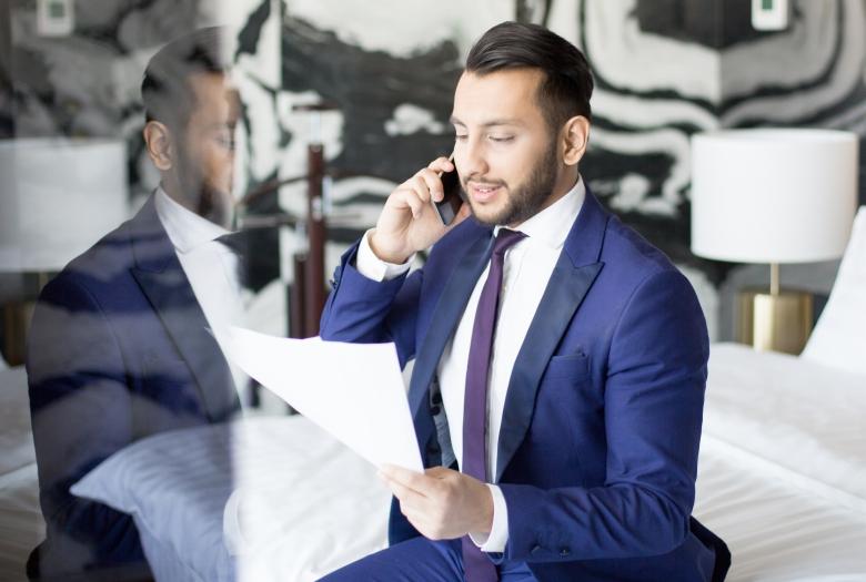 Telefone de Empresa de Consultoria